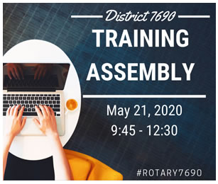 2020 Rotary District 7690 DTA